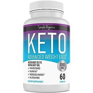 Amazon com: Keto Diet Advanced Fat Burner by Nuway Living