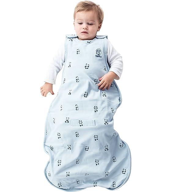 Woolino Toddler Sleeping Bag Nursery Bedding Baby 4 Season Merino Wool Baby Sleeping Bag 2-4 Yrs