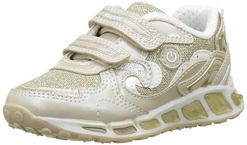 Fang meistverkauft Rabatt Geox Girls' J Shuttle B Low-Top Sneakers: Amazon.co.uk ...