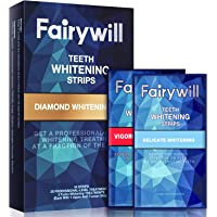 50-Pack Fairywill Teeth Whitening Sensitive Teeth Strips