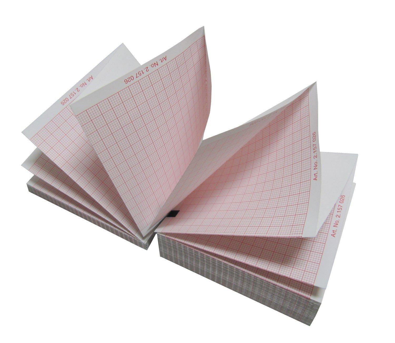 ECG Paper - CP100, CP200, CP150 (5 packs)