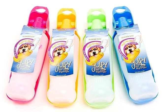 Gulpy Dispensador de agua, 20 surtido de lápices de colores