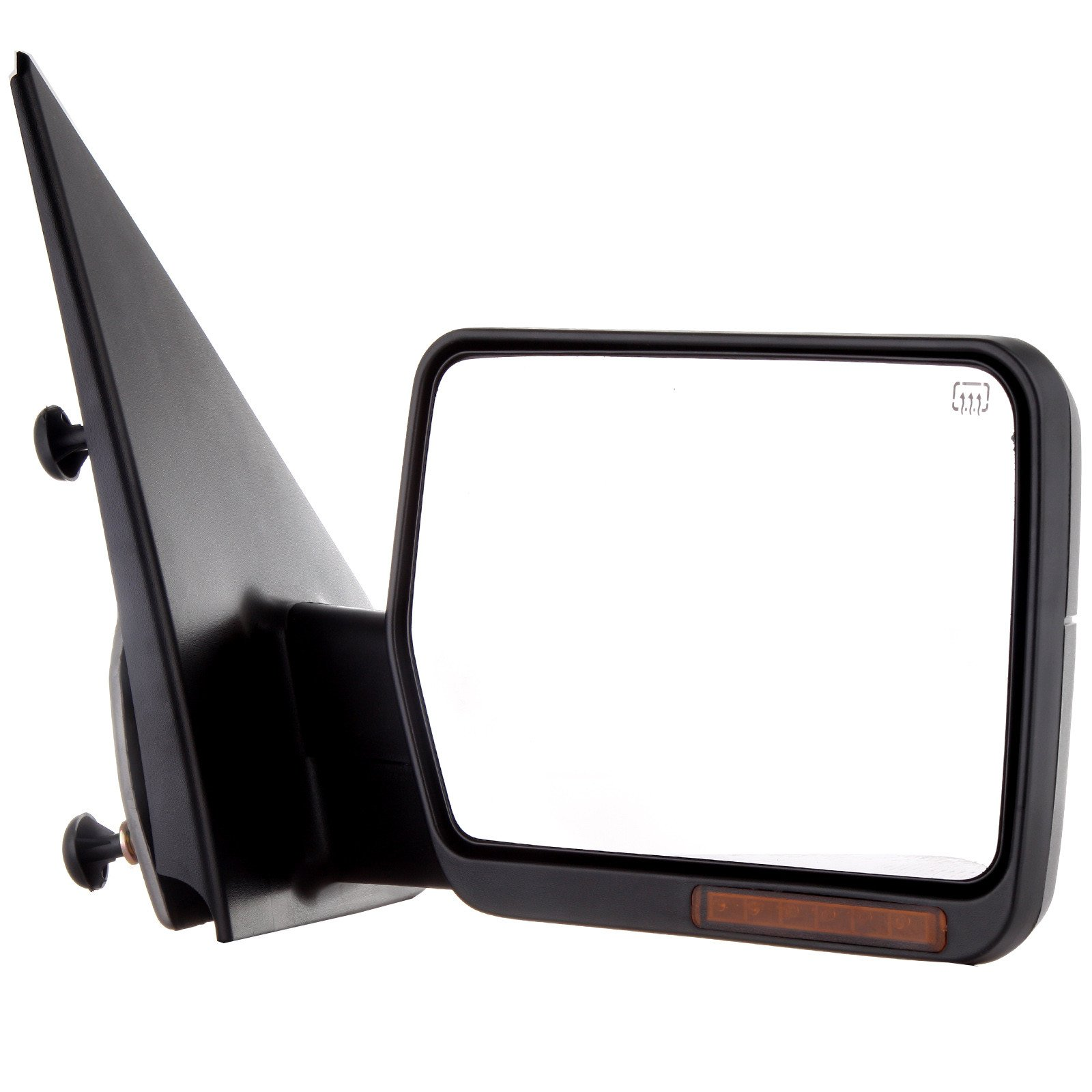 Towing Mirror For 2004-06 Ford F-150 Rear View Mirror Automotive Exterior Mirrors with Power Heated Front LED Signals (Passenger Side) by SCITOO (Image #3)