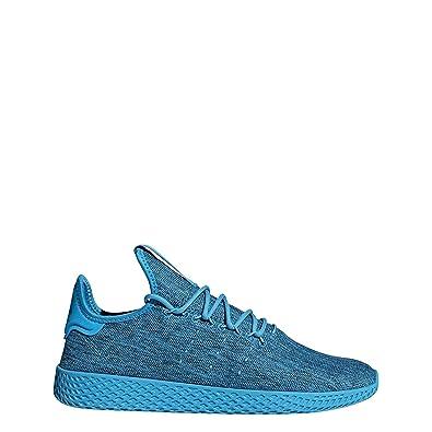 bfc732fb9 adidas Originals PW Tennis Hu Shoe - Men s Casual 8 Bold Aqua