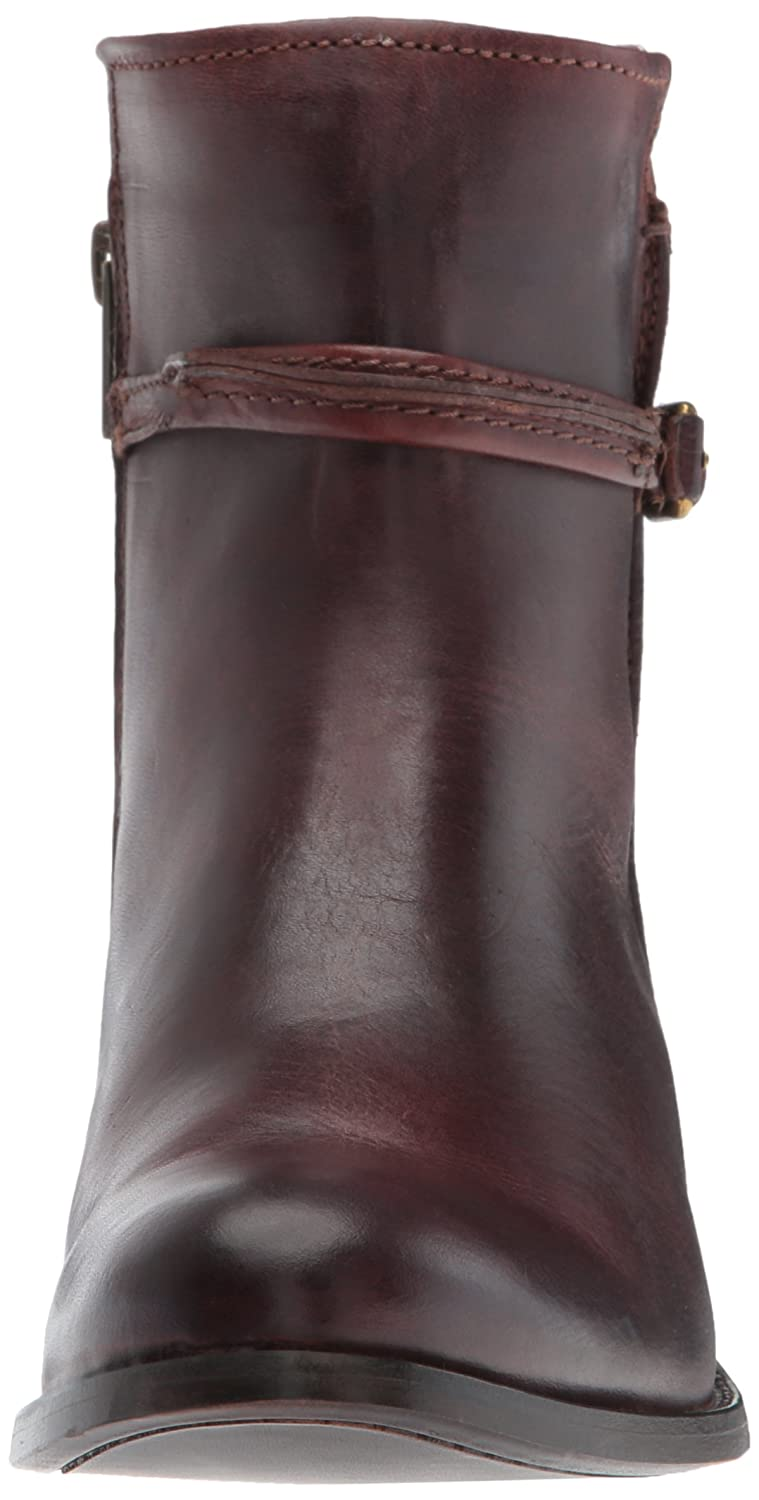 FRYE Women's Melissa Seam Short Boot B01BLZ7ZJG 6 B(M) US|Brown