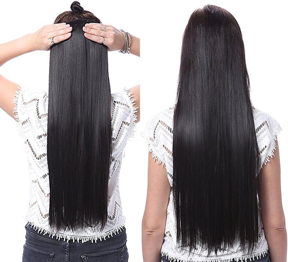 Clip de diadema de extensión de pinza para el cabello para mujer ...