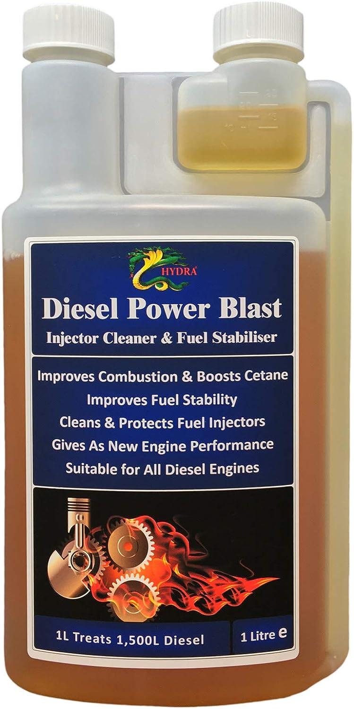 Estabilizador de combustible diésel para inyectores Treament HYDRA Diesel POWER BLAST
