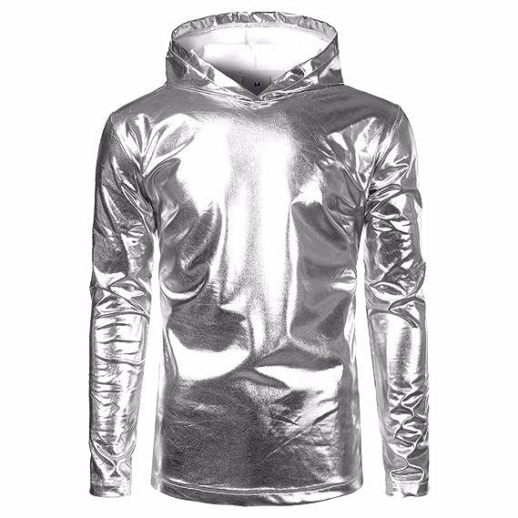 Amazon.com: XGUMAOI - Sudadera con capucha para hombre, de ...