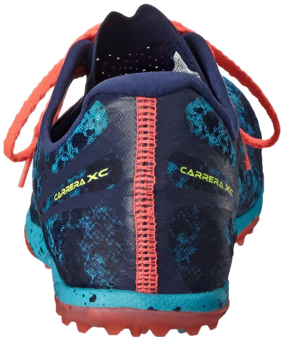 Saucony Women's B00QHQIEX6 Carrera XC Cross-Country Shoe B00QHQIEX6 Women's 11 B(M) US|Blue/Vizi Coral b84f53