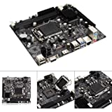 xlpace Intel H61 Socket LGA 1155 DDR3 Computer Motherboard PCIE Micro ATX Board Support Core i7