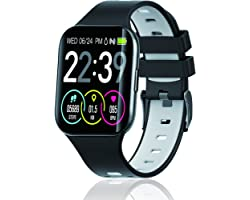 2021 Smart Watch for Android iOS PhonesMulti-Sport Track Smart Watches with Sleep Tracker,Message Reminder,Music Control,IP67