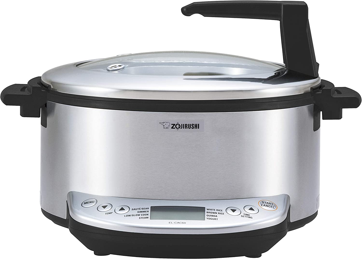 Zojirushi Brushed Stainless Steel Pressure Cookers