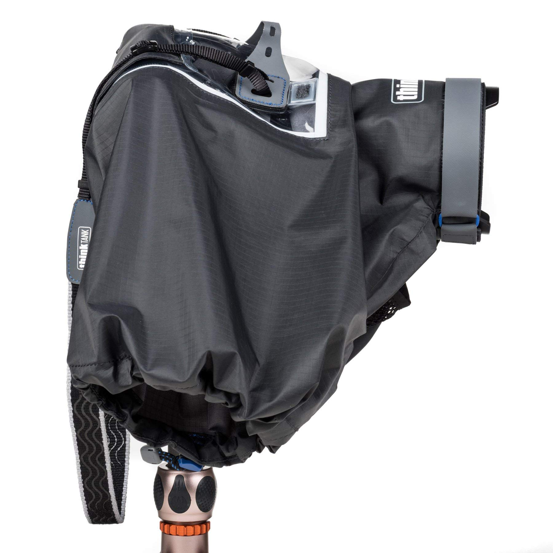 Think Tank Photo Hydrophobia D 24-70 V3 Camera Rain Cover for DSLR Camera with 24-70mm f/2.8 Lens by Think Tank (Image #8)