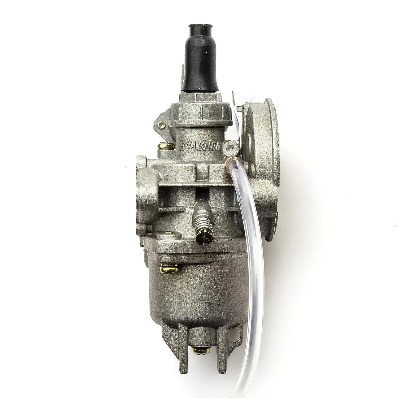 2 Performance Carburettors For 47cc 49cc Air Cooled Mini Motos