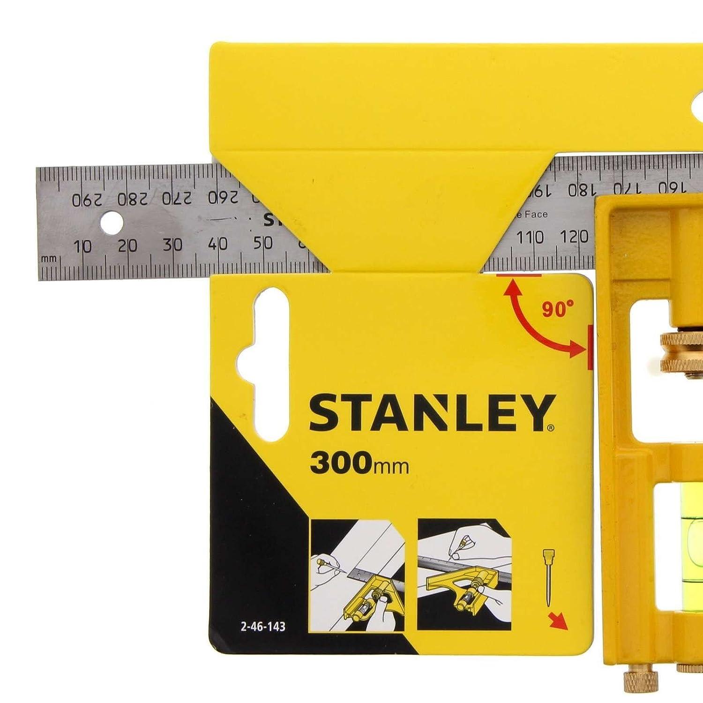 Escuadra de /ángulo 30 cm Stanley