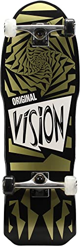 Vision OG 31 Skateboard, Original Gold Graphic