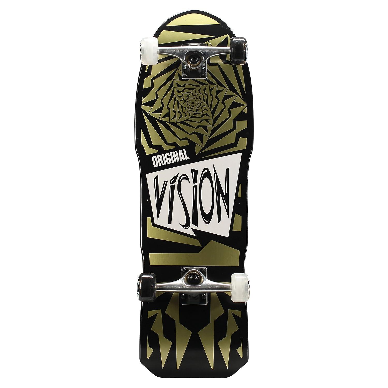 Vision OG 31 Skateboard, Original Gold Graphic