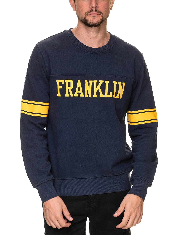Franklin & Marshall Men's Cotton Fleece Sweater