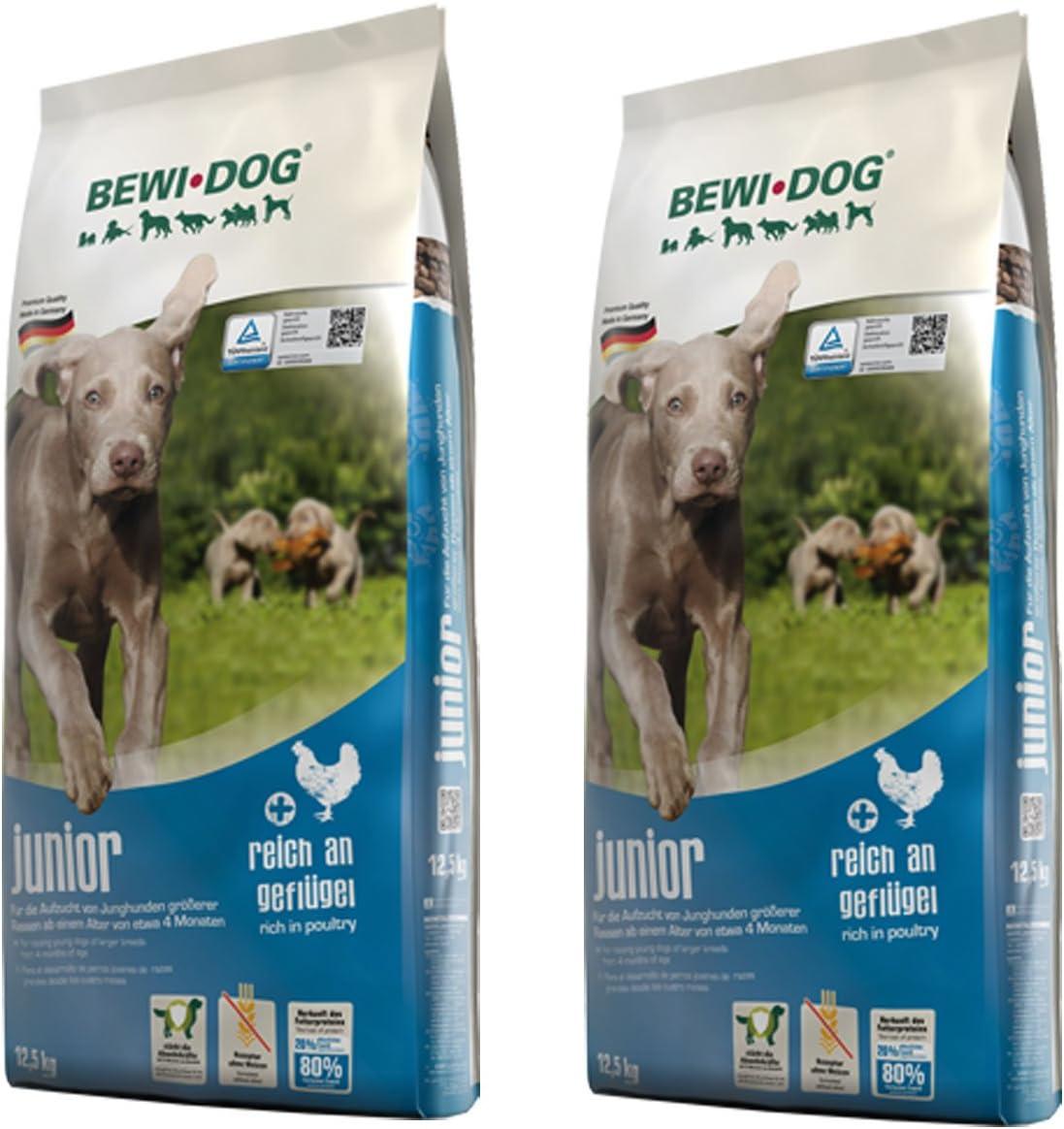 Bewi Dog Junior 2 x 12,5 KG