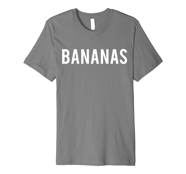 Bananas T- Shirt-CD