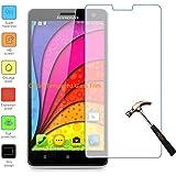 Owbb Protection écran en Verre Trempé pour Lenovo S856 Smartphone Films de protection Transparents Ultra Clear