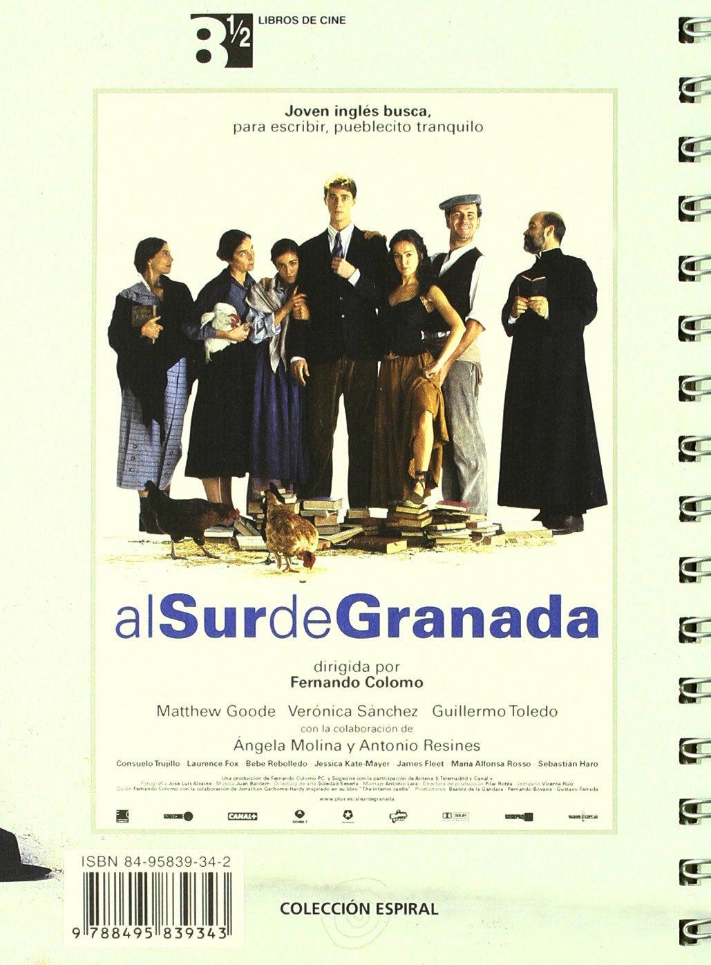 Al Sur De Granada (Espiral): Amazon.es: Colomo, Fernando: Libros