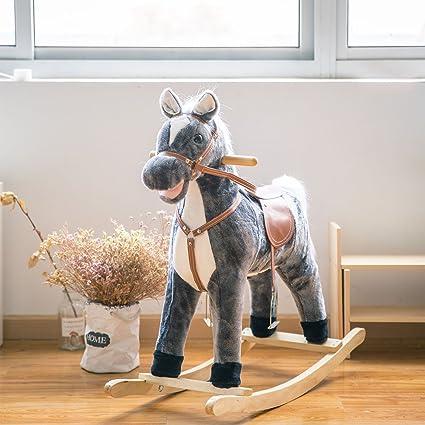 Amazon.com: Kinbor - Balancín de peluche para niños, regalo ...