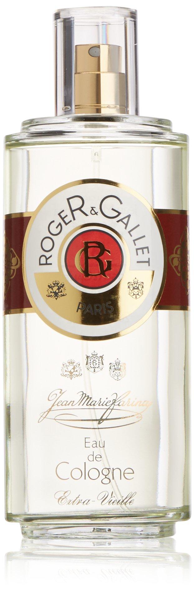Roger & Gallet Extra Vieille Jean Marie Farina Unisex Eau De Cologne Spray, 6.6 Ounce
