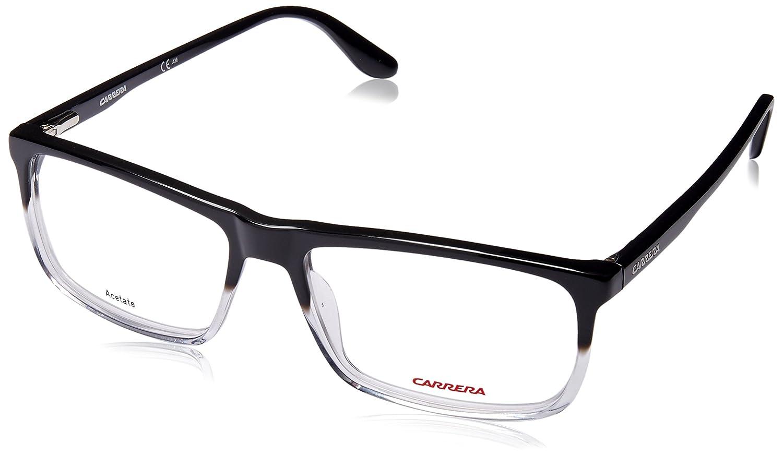 Carrera eyeglasses CA 6643 3NV Acetate plastic Black - Crystal ...