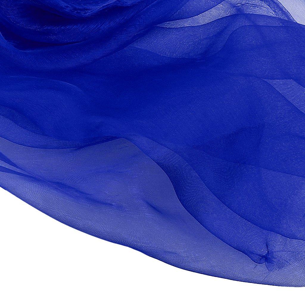 Sharplace Tissu Organza 5m*1.5m pour DIY D/écoration Mariage Baby Shower Beige