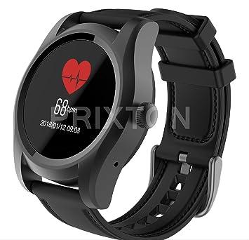 Prixton SW225 Smartwatch IOS/Android con Ranura de Tarjeta SIM y Pulsómetro Dinámico: Amazon.es: Electrónica