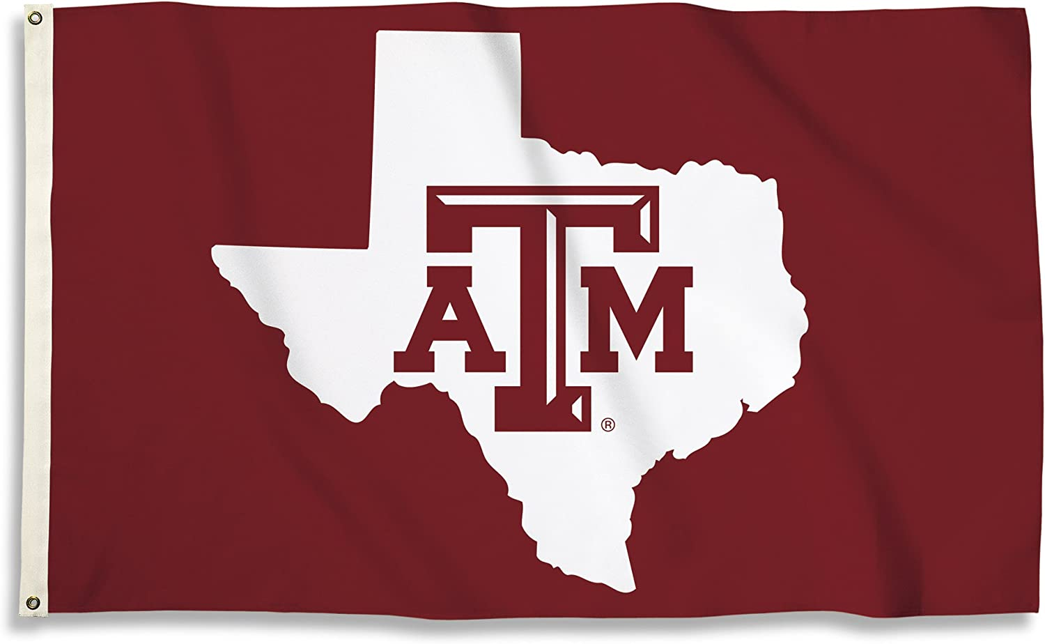 BSI NCAA College Texas A&M Aggies 3 X 5 Foot Flag with Grommets