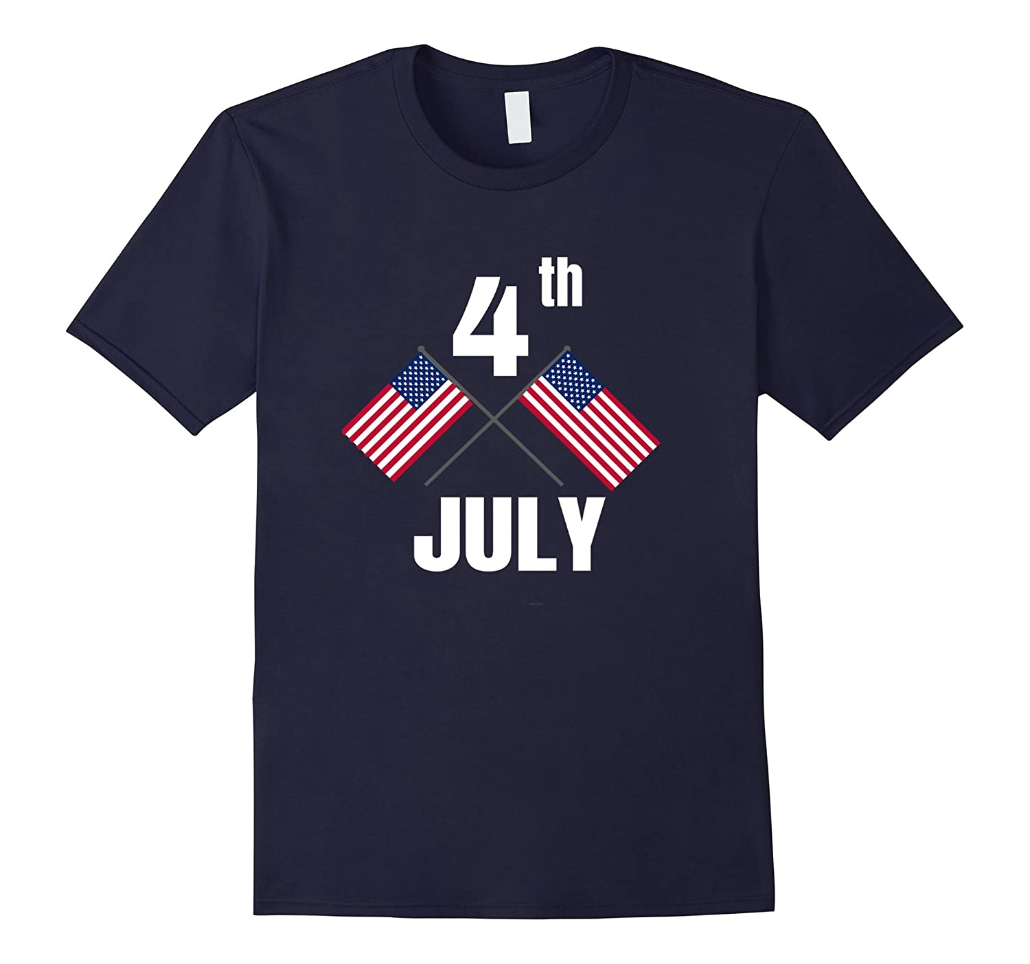 4 th july Memorial Day American Flag T Shirt Tee-BN