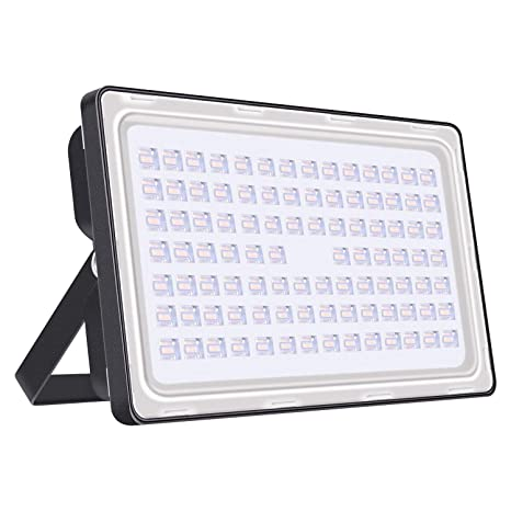 Led Flood Light Outdoor Horypt 250w 25000 Lumens Extreme Bright Led Spot Light Ip66 Waterproof Warm White Led Work Light For Yard Road Bridge