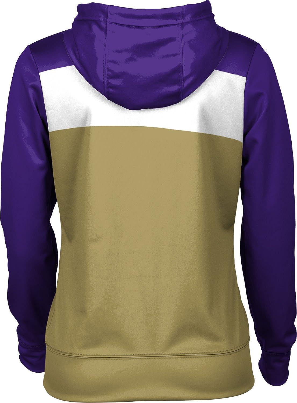 Prime University of North Alabama Girls Zipper Hoodie School Spirit Sweatshirt