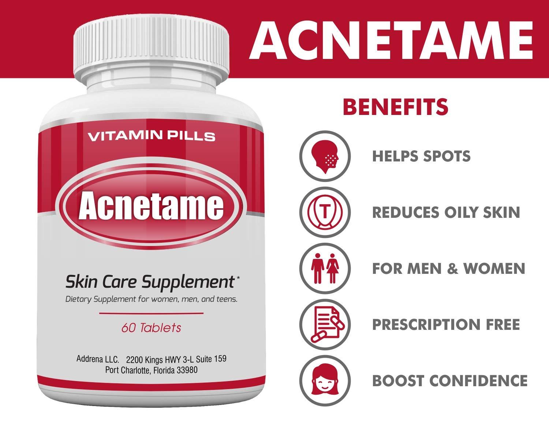 Vitamin Supplements Acne