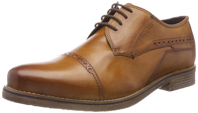 Bugatti 3.11299e+11, Zapatos de Cordones Derby para Hombre