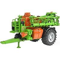 BRUDER - 02207 - Pulverisateur AMAZONE UX 5200 - Orange
