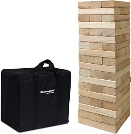 Tower Stack and Tumble Game