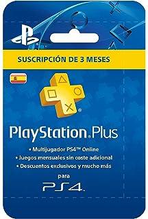 Sony - Tarjeta PSN Plus 90 Días (3 Meses) - Segunda Reedición ...