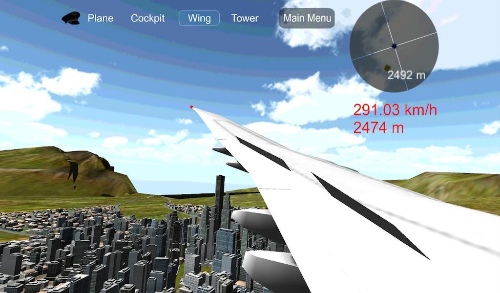 Spiele Flight Simulator Boeing 737-400 …