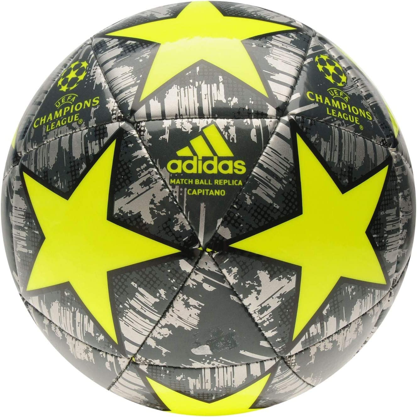 Inmunizar Unión lógica  adidas Champions League Football Professional Europe Tournament Ball Adults  Size 5: Amazon.co.uk: Sports & Outdoors