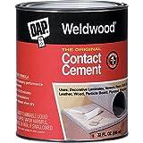 DAP 00272 Original Contact Cement Qt Raw Building Material, 1, Tan, 32 Fl Oz