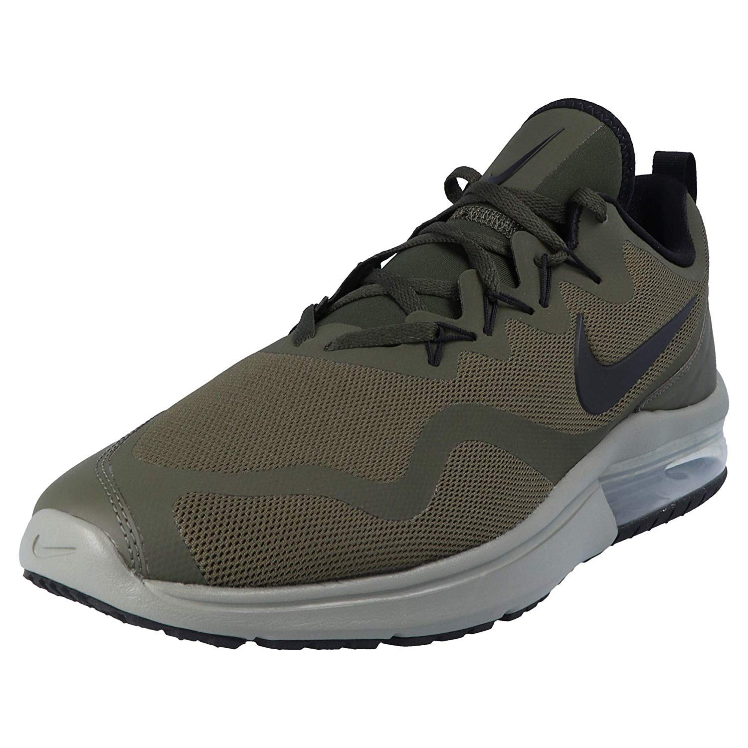 73081fd2ab8a3 Galleon - Nike Mens Air Max Fury Low Top Lace Up Running Sneaker ...
