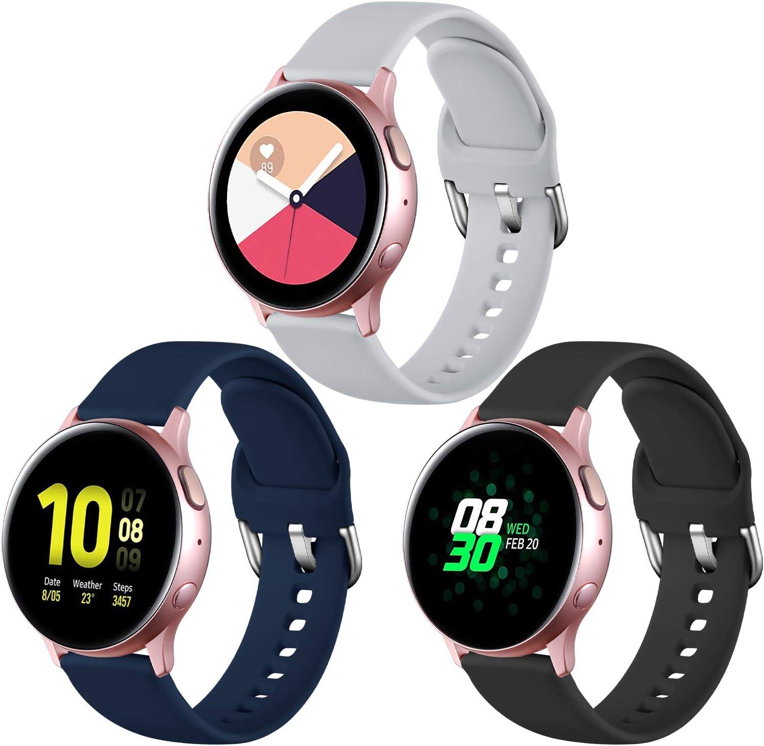 Malla Para Galaxy Watch Active2 active Gear S2 S pack 3