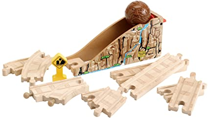 Learning Curve Thomas Friends Wooden Railway Boulder Adventure Expansion Pack