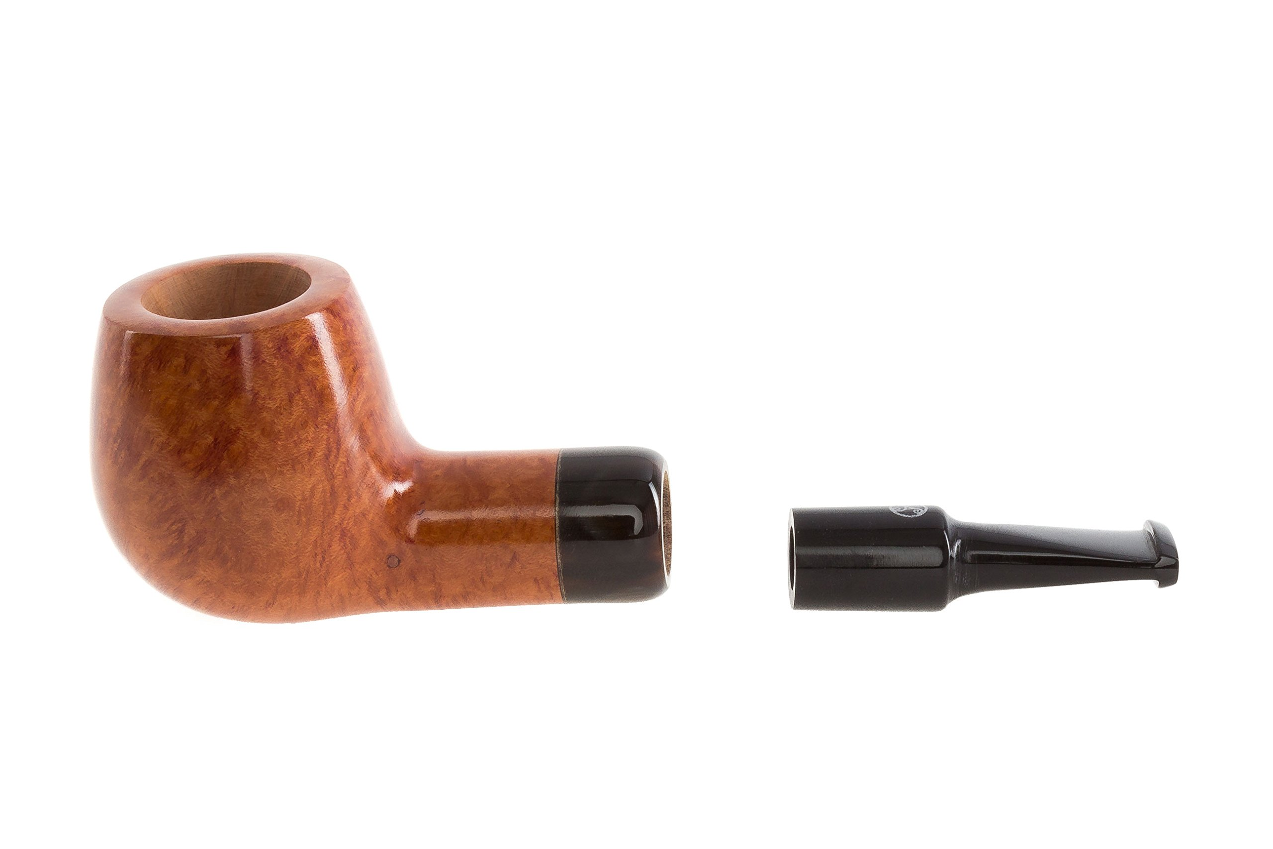Rattray's Chubby Jackey Horn Tobacco Pipe - Natural by Rattray's (Image #6)