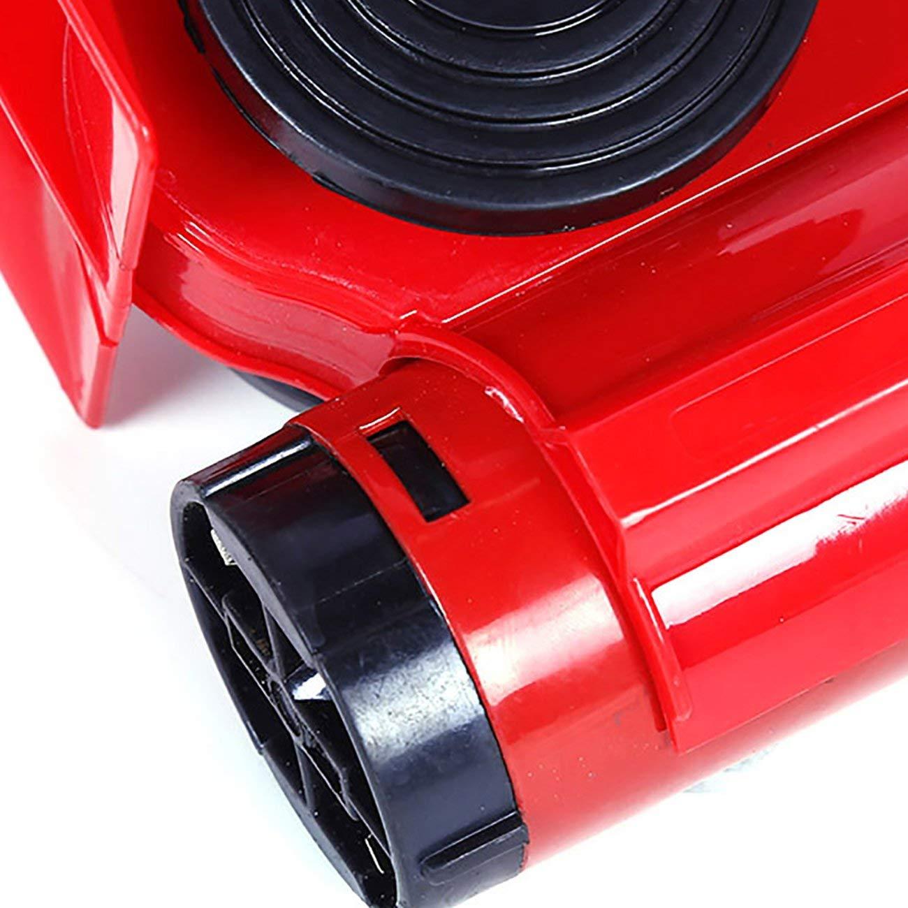 Elviray Klaxon dair Universel 12V de Voiture Automobile klaxon pour Voitures Camion Moto Voitures Camion Moto Cornes