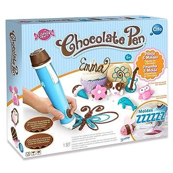 Cife - Chocolate Pen, Juego para cocinar (Skyrocket Toys LLC 40281): Amazon.es: Juguetes y juegos