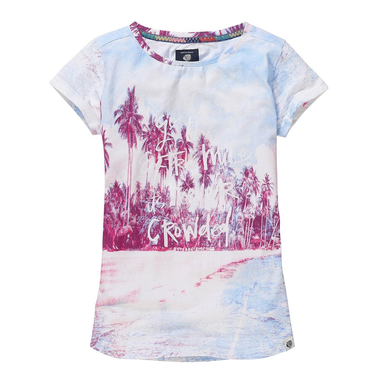 Jake Fischer Fille t-Shirts-Manches-Courtes - 104